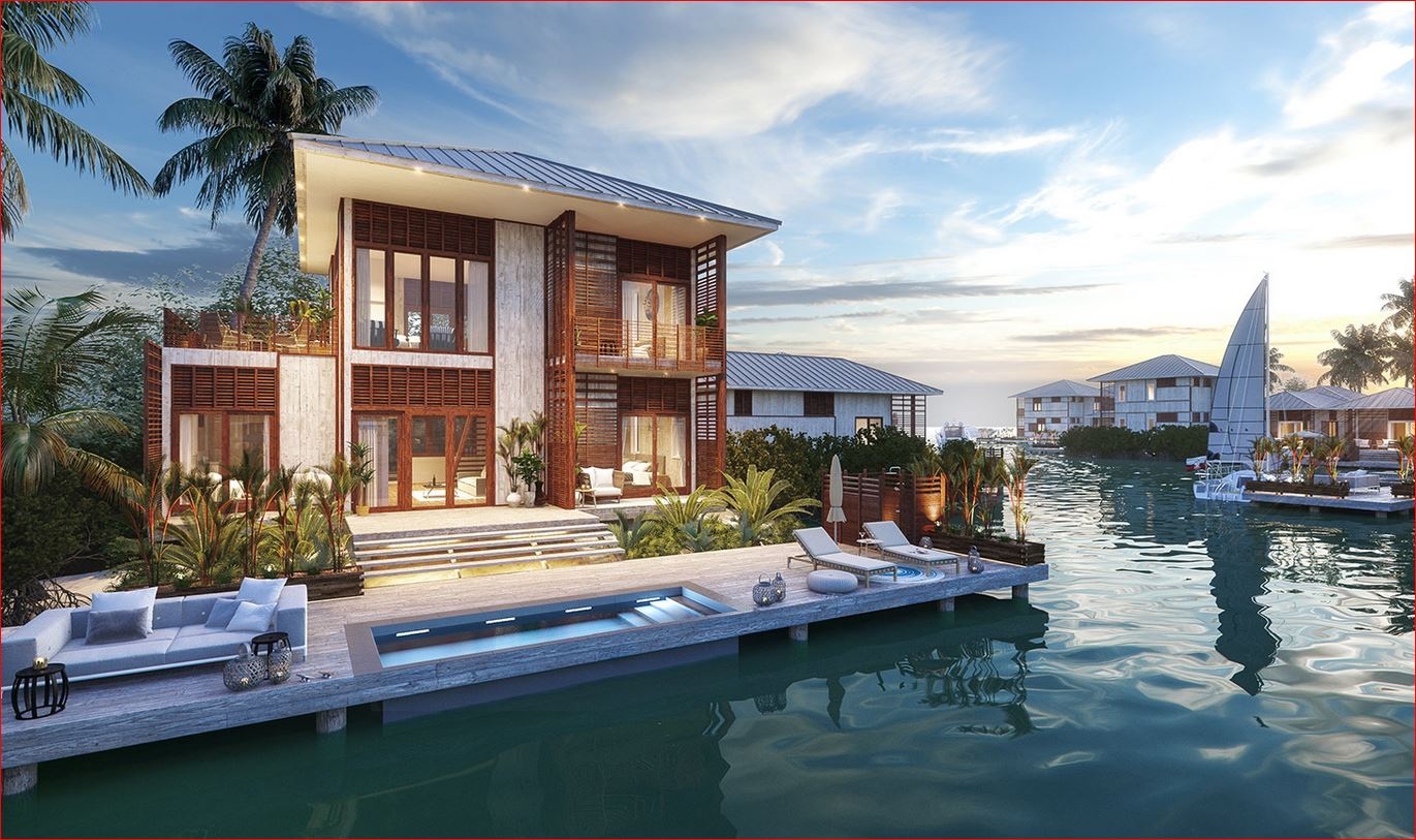 Residences in Belize
